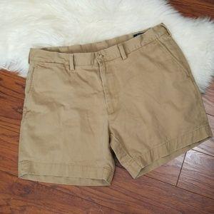 Polo By Ralph Lauren Kakhi Shorts